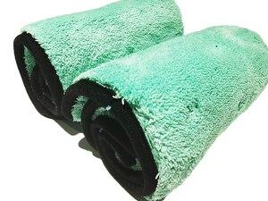 Image 5 - 1200GSM mikrofiber havlu araba yıkama Premium kalın peluş araba detaylandırma yıkama temizleme parlatma bezi havlu özel araç kurutma havlusu