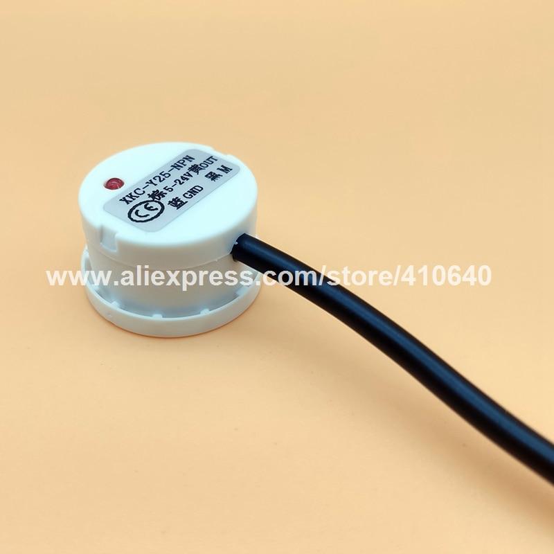 XKC-Y25-NPN érintés nélküli folyadék szintkapcsoló - Mérőműszerek - Fénykép 3