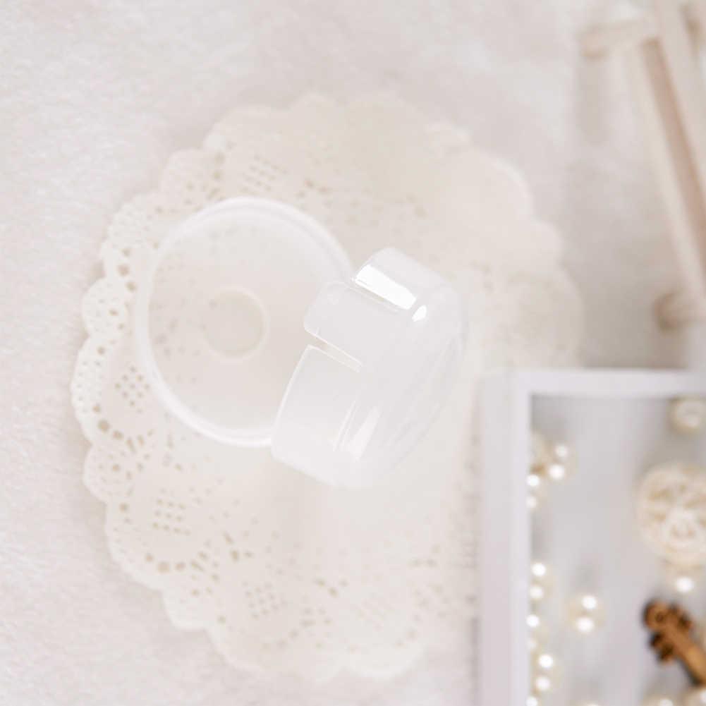 2 adet çıkarılabilir toksik olmayan kilitleme soba topuzu kapağı bebek güvenliği mutfak ev gaz ocak saydam pratik koruma bakım
