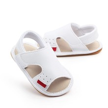 2020 Baby Shoes Summer Boys Sandals for Boys Shoes Soft anti-Slip Boys Sandals(China)