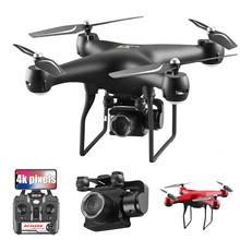 S32T Newest 4K RC Drone Quadcopter 1080P Wifi Drones Camera RC Helicopter 2000mAh 25min Flying Time Professional Quadcopters