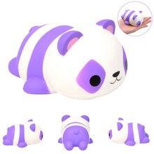 Медленно отскок декомпрессионная вентирующая игрушка милая игрушка панда сброс давления игрушка офисная игрушка для отдыха Прямая поставка#92457