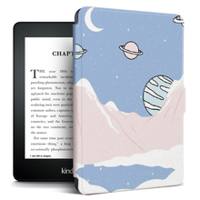Slim Magnetic Smart Cover for Amazon Kindle Paperwhite 4 2018 Case for New Kindle Paperwhite 10th Gen 2018 Auto Wake up/Sleep case for amazon kindle 8 th gen 2016 model 6 tablet case e book smart cover for kindle 558 with auto wake up sleep