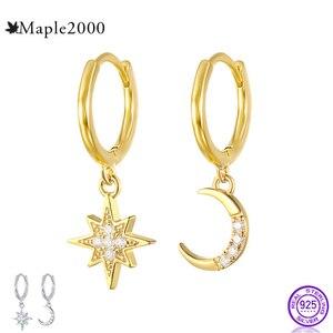 Earrings 925 sterling silver earrings fo
