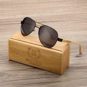 Óculos de sol personalizados do bestman usher dos padrinhos de madeira, óculos de sol unissex gravados com caixa, presentes dos homens do aniversário de solteira