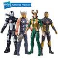 Hasbro Marvel Avengers Marvel Titan Hero Serie Loki 12-Pollici Thor Figure Iron Man War Machine