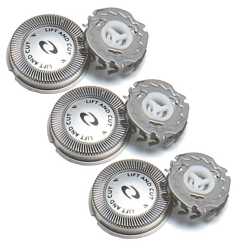 استبدال شفرات ل فيليبس ماكينة حلاقة كهربائية الحلاقة الكهربائية الاستعداد شفرات رئيس HQ1 HQ8 HQ9 PQ1 PQ2 HS YS YQ سلسلة