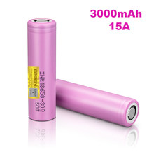 100% Original 30Q 18650 Batterie 3000mah Hight Power Entladung li-ion Akkus 30A größere strom INR18650
