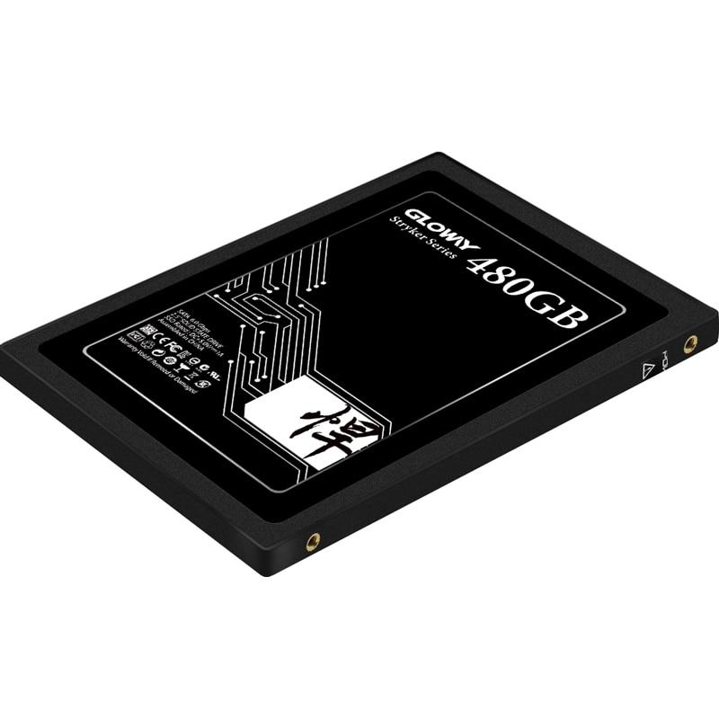Gloway Werbe SSD 7mm 2,5 sata III 6 GB/S SATA3 480GB SSD interne festplatte Festplatte Solid State stick 240GB 480g 720g 2T
