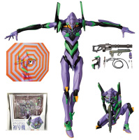 TYPE EVA-01 Mafex 080 EVA PVC Action Figures Collection Model  Gift Toys