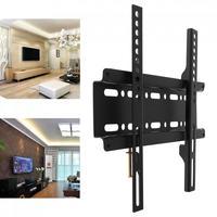 Universale TV Montaggio A Parete Staffa TV Cornice per 12-37 Pollici LCD LED Monitor a Schermo Piatto Al Plasma HDTV TV supporto del basamento