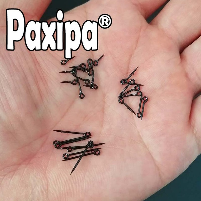 Metalowa przynęta Spike Carp Fishing Hook Bait Sting Boilies Pin Spike Maggot Corn Ronnie Hair Rig przynęta na karpia wędkarskiego