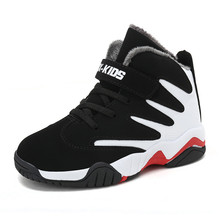 Buy 2019 Winter Warm Kids Shoes For Boys Sneakers Girls Sport Shoes Child Leisure Tenis Casual Running Shoes 2#15/15D50 directly from merchant!