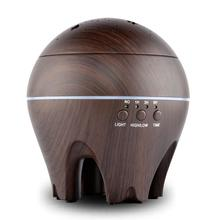 Nawilżacz z funkcją aromaterapii 500ml dyfuzor olejków eterycznych gwiaździste niebo lampa atmosfera dla domu sypialnia biuro SPA dyfuzor