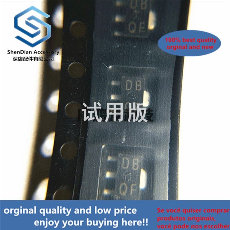 10pcs 100% Orginal New Best Qualtiy 2SD1766T100Q Silk-screen DBQ DB SOT-89 Medium Power Transistor (32V, 2A) In Stock