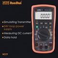 Цифровой мультиметр RuoShui VC77 2 в 1 4-20 мА выходной сигнал мультиметр источник сигнала процесса