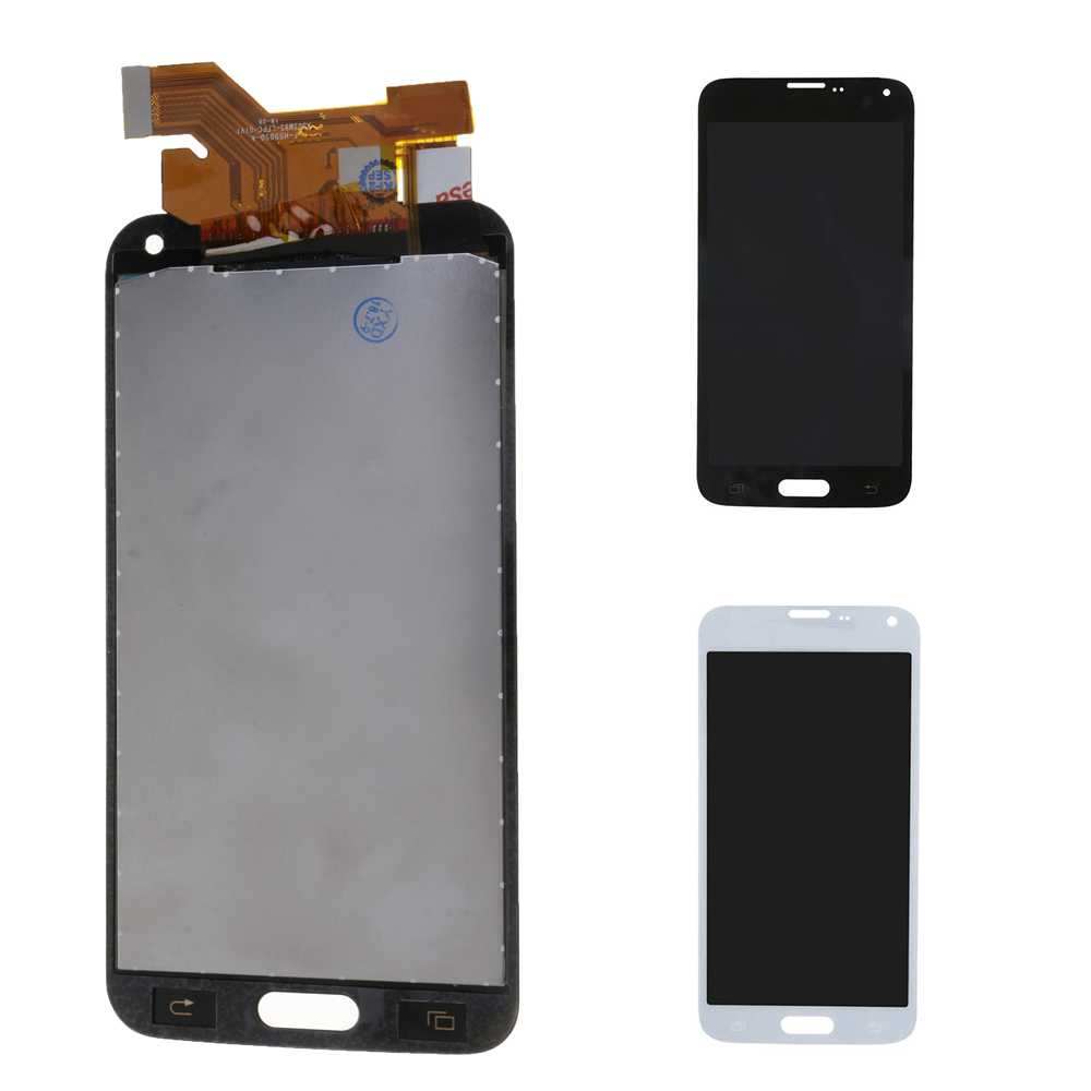 Display Screen Durable Touch Digitizer TFT Display Problems For Samsung Galaxy S5 <font><b>SM</b></font>-<font><b>G900F</b></font> image