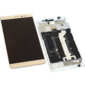 LCD For For ZTE Axon MAX C2016 LCD Display Touch Screen Digiziter Complete Assembly Frame
