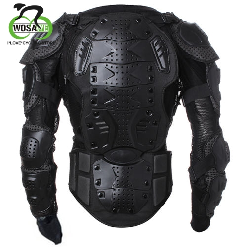 WOSAWE Snowboard Skiing Skate Motorcycle Body Protection Motocross Racing Armor Chest Protective Jacket Gear Hip Pads Protector