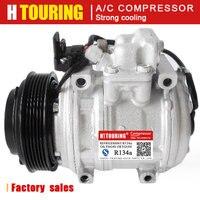 10pa17c compressor for Mercedes-Benz W124 S124 Sprinter W126 R107 A124 R129 W638 0002340111 0002300611 0002300511 0002303611