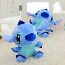 High Quality 20cm Kawaii Stitch Plush Doll Toys Anime Stich for Kids Birthday gift Christmas gifts
