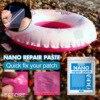 30pcs Inflatable Repair Kit Waterproof Self-Adhesive Repair Patch for Water Mat Swimming Ring Air Bed Repair Glue Pad Stickers
