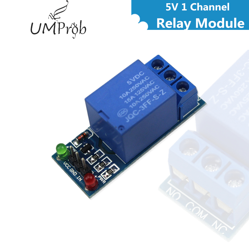 5V Low level trigger One 1 Channel Relay Module interface Board Shield for arduino PIC AVR DSP ARM MCU