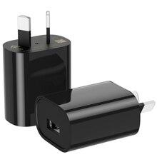 10Pcs Usb Power Adapter 5V 1A Australië Nieuw zeeland Au Plug Wall Charger Enkele Usb Voor Iphone Voor samsung Smart Phone