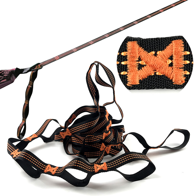 Ultra-light Hammock Straps & Belts