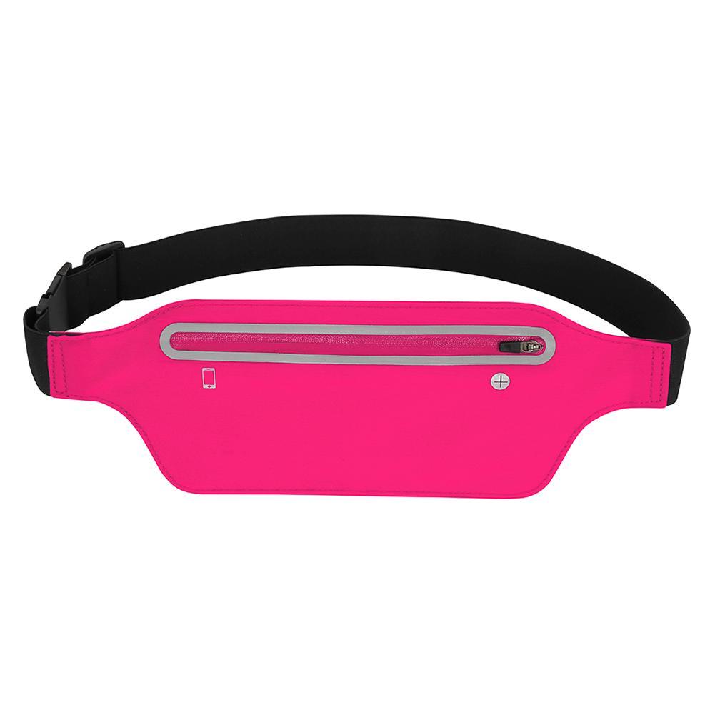 Outdoor Sports Waist Bag Multi-functional Men And Women Running Cycling Waist Bag Anti-theft Waterproof Mobile Waist Bag