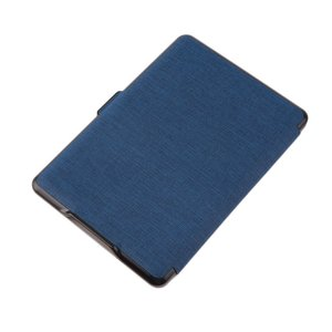 Only have red color now,the blue is not stock ,Magnetic PU Leather Protective Case Cover Skin For Kindle Paperwhite