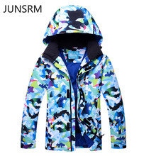 Ski jacket men 2019 winter single board double board windproof waterproof thick warm ski clothes men snow jacket snow suit