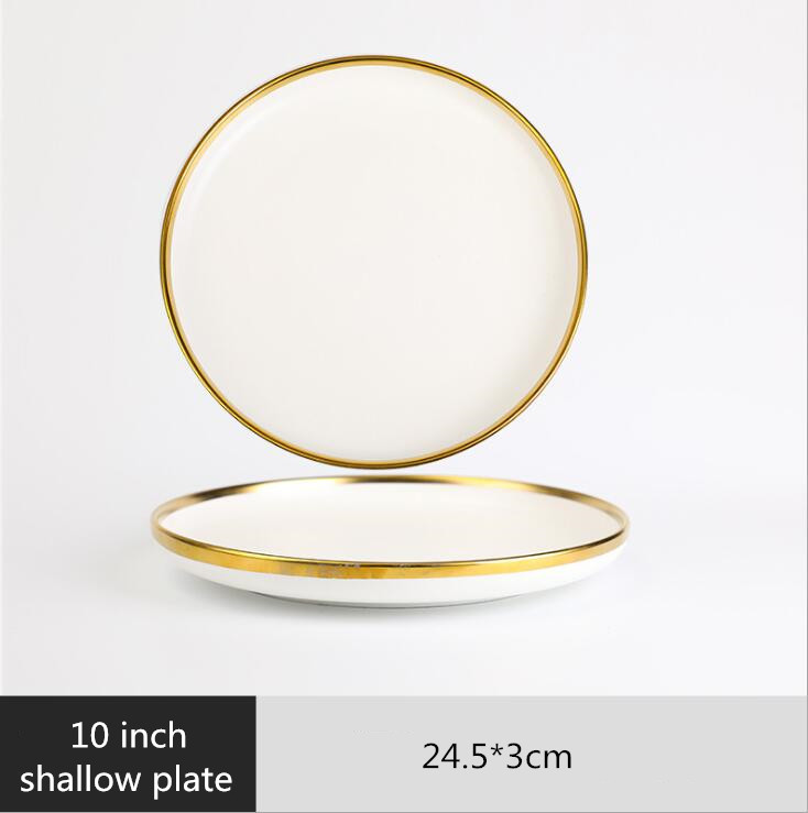 10inch Shallow plate