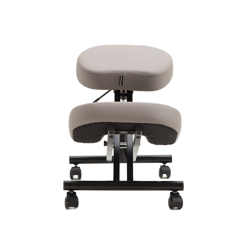 Купить с кэшбэком Kneeling Chair Ergonomic Posture Correcting Knee Stool for Back Support Neck Pain Relief Computer Desk Office Chair Fabric Seat