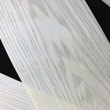 الطبيعية حقيقية الأبيض الرماد الخشب القشرة الأثاث حوالي 16 سنتيمتر x 220   260 سنتيمتر