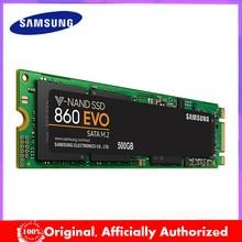 SAMSUNG M.2 SSD 1 to 860 EVO M.2 2280 500GB 250GB interne SSD disque dur PC ordinateur de bureau pour la livraison gratuite