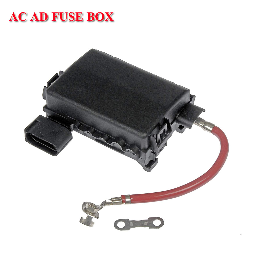 1J0937617D <font><b>1J0937550</b></font> 1J0937550AA 1J0937550AB AC AD Fuse Box for VW Beetle /Golf /Jetta image