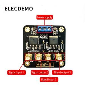 Image 2 - Módulo BUF634, amplificador de pulso de potencia de Audio con salida amortiguada de alta velocidad, proporciona la función de transmisión actual, placa de demostración