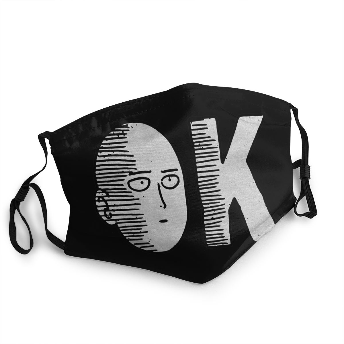 Anti-Dust OnePunchMan OK Tank Mouth Mask ONE PUNCH MAN Fashion Muffle Face Masks