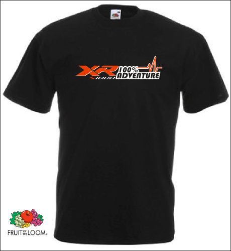 100% Adventure S1000XR T-SHIRT for fans motorcycles shirt S 1000 XR image