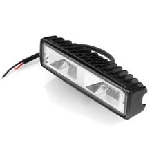 цена на LED Work Lights 48W 16 LED 6000K Car SUV Flood Beam Work Light Bar Light Driving Fog For Offroad SUV 4WD ATV Car Boat Truck