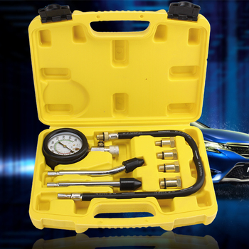 Wakuometr samochodowy próżniowe narzędzie do naprawy samochodów dodatnie i ujemne ciśnienie Tester miernika tanie i dobre opinie Ciśnienie i próżni testerów Aauto Detection Tools 052601