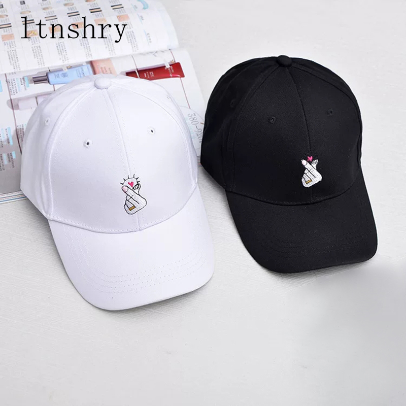 2019 New Men Women Summer Letter A Curved Hip Hop Tide Hat Casuals Baseball Caps
