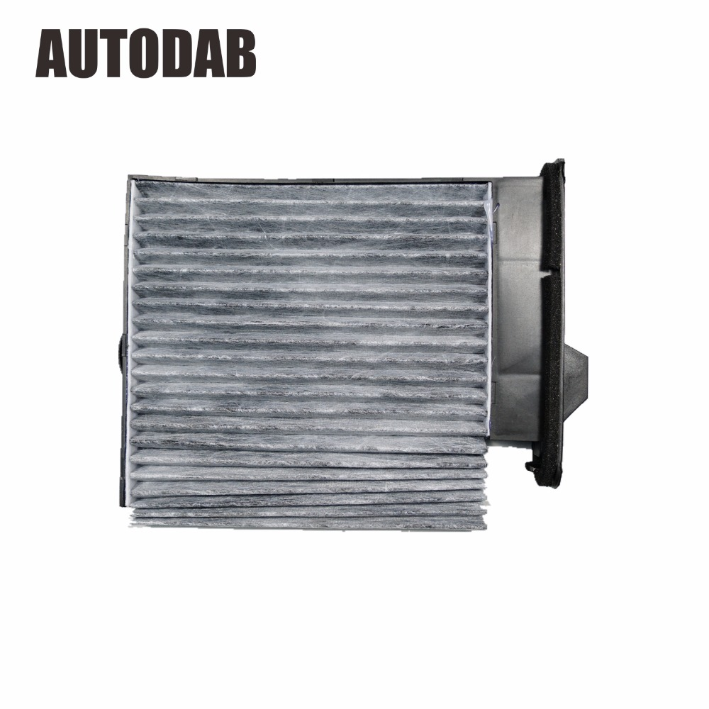 Высококачественный угольный фильтр для салона Nissan / Tiida / Sylphy / GENISS / LIVINA / NV200 27891-ED50A-A129 PT79