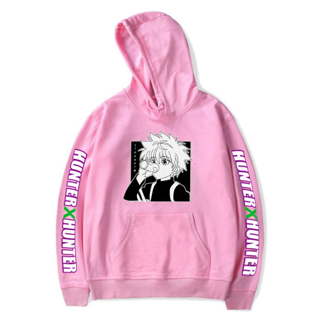 HUNTER X HUNTER THEMED HOODIE (5 VARIAN)