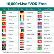 IPTV Poland Europe Italy Greek IPTV Subscription 1 Yea Portugal Code IPTV Spain M3U Belgium Sweden Morocco Czech Chile IP TV poland chile