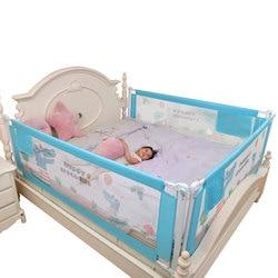 Baby Bett Zaun Hause Sicherheit Tor Produkte kind Pflege Barriere für betten Krippe Schienen Sicherheit Fechten Kinder Leitplanke Kinder Laufstall