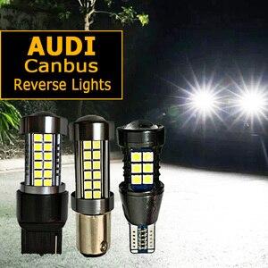 1x LED Reverse Light W16W T15 P21W BA15S For hyundai i30 solaris tucson ix35 creta getz elantra santa fe i40 audi a3 a4 a6 a5 q5