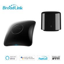 Broadlink RM Pro Broadlink RM4 Broadlink RM4C Mini télécommande maison intelligente IR + RF + 4G téléphone avec Google Home Alexa IOS Android