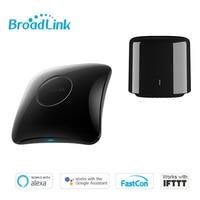 Broadlink rm pro broadlink rm4 broadlink rm4c mini casa inteligente controle remoto ir + rf 4g telefone com o google casa alexa ios android